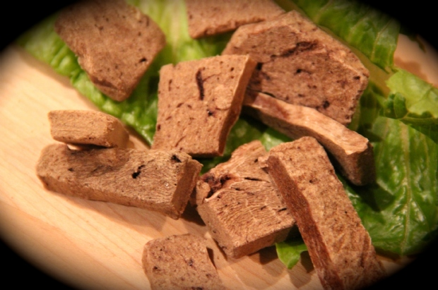 Beef Livers (freeze dried) | Jakers Treats | All natural healthy treats for your dog