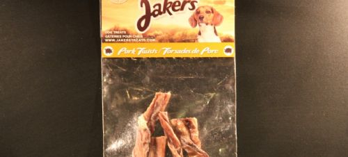 Pork Twist | Jakers Treats | All natural healthy treats for your dog